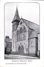 Hull. Stepney Church Grand Bazaar 1907.