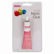 Fabric Glue, Extra Strong, Hemming,Quick Bond,Textile Adhesive,Sew,Material,50ml