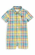 Ralph Lauren Boys' Babygrows and Playsuits 0-24 Months