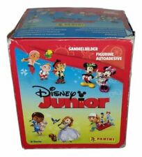 Disney Junior Box 50 Packs Stickers Panini