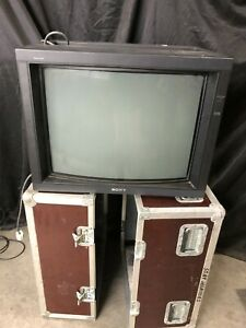 Sony Trinitron PVM-2730QM Color Video Monitor Arcade RGB Retro