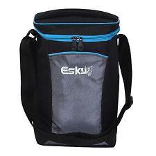 Esky SOFT COOLER 2 Bottle, Shoulder Strap, Leak Resistant, Zip Top Lid*AUS Brand