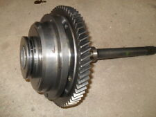 More details for for john deere 1640 clutch drum assembly & drive gear with shaft good condition