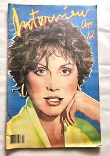 Andy Warhol's INTERVIEW Magazine Mary Tyler Moore Cover 1981