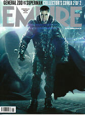 EMPIRE Magazine June 2013 MICHAEL SHANNON Man of Steel Collector's Cover 2/2 NEW