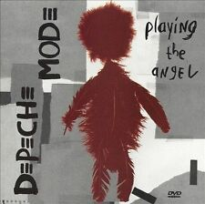 Depeche Mode Playing the Angel CD & DVD