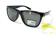 ea767a9eb7 Cancer Council Polarised Wayfare Sunglasses Bondi Shinny Black Fashion  Protect