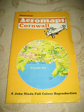 The Collectable Illustrated Aeromaps Cornwall