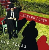 LEONARD COHEN Old Ideas CD BRAND NEW