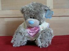 """New Me to You Gift Soft Plush Teddy Bear Special Daughter- 10"""" RRP £19.99"""