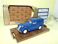 FIAT 1100 FOURGONNETTE 1949-1953 Bleu BRUMM R177