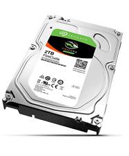 Seagate Internal Hard Drive 2TB SSHD Solid State Drive ST2000DX002 3.5-Inch SATA