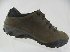 MERRELL Quartz Brown Sz 9 Women Leather Hiking Shoes