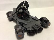 "BATMAN V SUPERMAN - BATMOBILE, 9"" DIECAST CAR, 1:24 SCALE, JADA TOYS, BLACK"