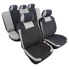 New Combo Pack Sports Polyester Complete Set Car Seat Cover For Toyota