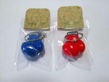 2Pc Muay Thai Key Ring Boxing Chain Mini Gloves Keychain Cute Miniature Keyring