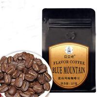 227g Blue Mountain Coffee Beans 100% Jamaica Jablum Gold Peaberry