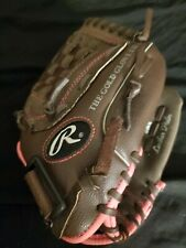 "Rawlings FP11T Fast Pitch Softball 11"" Right Hand Throw Girls Softball Glove"