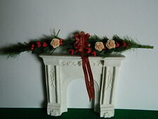 (X1.13) DOLLS HOUSE ARTIFICIAL CHRISTMAS GARLAND