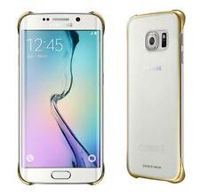Étuis, housses et coques métalliques transparents Samsung pour téléphone mobile et assistant personnel (PDA)