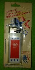 1984 Olympic Lighter Los Angeles