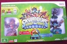 NEW Skylanders Swap Force  Starter pack Nintendo Wii