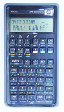 Programmierbarer wissenschaftlicher Taschenrechner WP-34s basierend auf HP-42s