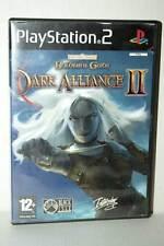 BALDUR'S GATE DARK ALLIANCE II GIOCO USATO PS2 VERSIONE ITALIANA PAL FR1 38751