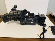 JVC GY-HD110 High Definition Mini DV Camcorder W/  Fujinon TH16x5.5BRMU Lens