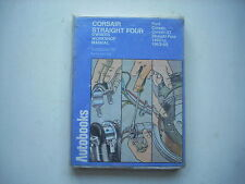 FORD CORSAIR 1500 GT Straight 4 1963-65 Autobooks Manual New Old Stock