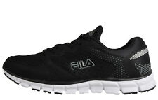 FILA Running Shoes UK 11.5 Phantom Burgundy