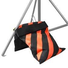 Orange Balance Weight Sandbag for Outdoor Stage Flash Light Stand Boom Tripod