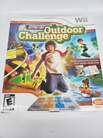 NEW SEALED Active Life Outdoor Challenge Game & Mat Controller - Nintendo Wii