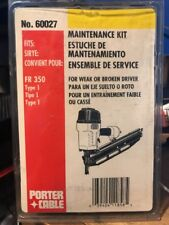 Porter Cable #60027 Driver Maintenance Kit