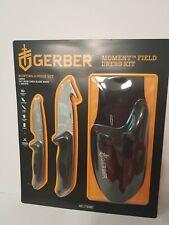 Gerber Knife Moment 3 Pc Hunting Field Dressing Set