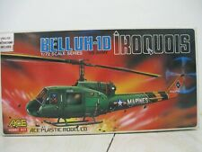 Ace 1/72 Bell Uh-1D Iroquois Helicopter #500