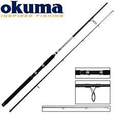 Okuma Classic UFR H-Cast 240cm H 60-180g, Angelrute zum Meeresangeln, Pilkrute