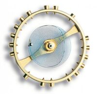 Named Replacement  pocket Watch and wrist watch Balance Complete Repair