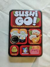 Sushi Go! The Pick and Pass Card Game Board Family Educational Party Kids Fun