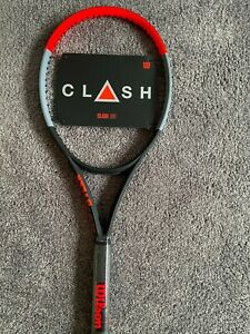 Wilson Clash 100 Racket L2 New