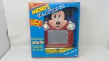 1991 Ohio Art Disney Mickey Mouse Etch a Sketch - NIB