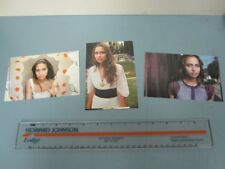 Fiona Apple 2005 rare Extraordinary Machine promo 3 postcard set NEW old stock