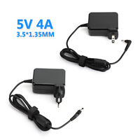 5V 4A 3.5MM AC Adapter Laptop Charger Power for Lenovo IdeaPad Miix 300-10IBY