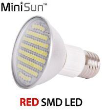 Ampoules rouge pour la maison E27 LED