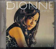 Dionne Bromfield-Foolin Promo cd single 1 track