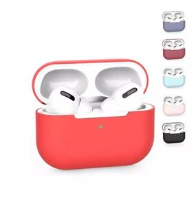 Apple AirPods Pro Protective Silicone Case Cover AirPods Pro & 1st/2nd Gen