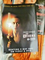 THE OTHERS VIDEO RELEASE  1 SHEET  MOVIE POSTER