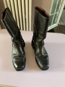 Harley Davidson Boots Mens Size 8 great condition little used