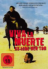 Fernando Arrabal VIVA LA MUERTE - ES LEBE DER TOD  Núria Espert DVD Neu