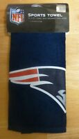 WinCraft  McARTHUR New England Patriots 15'' x 25'' Sports Golf Towel - NFL